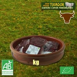 Steaks hachés de Boeuf (au kg)